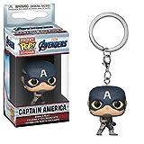 Horror-Shop Vengadores - Llavero del Capitán América Funko Pop!