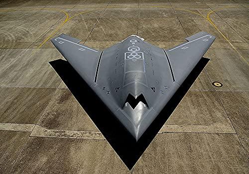 X-47B drone 1000 pezzi di giochi di puzzle su larga scala per adulti militari Jigsaw puzzle impossibile jigsaw puzzle game-52x38cm