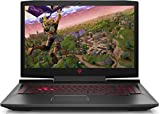 HP Omen 17t Gaming Laptop 2019 Flagship, 17.3'' Full HD 144Hz G-Sync IPS Display, Intel Six-Core i7-8750H, 16GB DDR4, 16GB Optane PCIe SSD + 1TB HDD, 8GB GTX 1070 Thunderbolt Backlit KB BT 4.2 Win 10