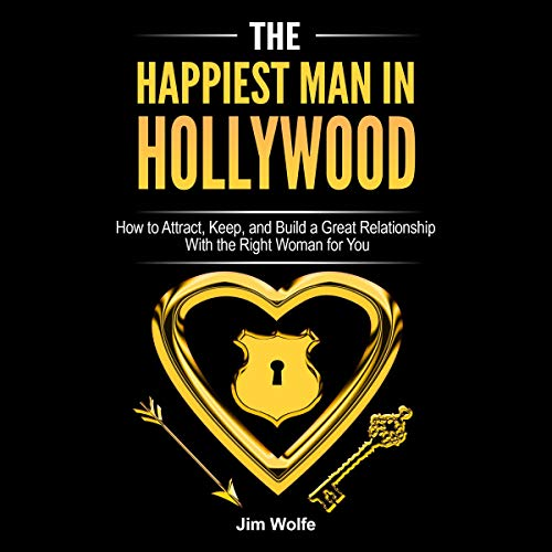 The Happiest Man in Hollywood  By  cover art