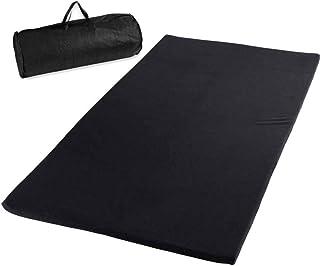 アイリスプラザ マットレス 高反発 シングル 敷布団 ベッドマットレス 抗菌防臭 防ダニ ずれにくい 裏面滑り止め付 厚さ5cm カバー洗える ブラック 5HRMT-S