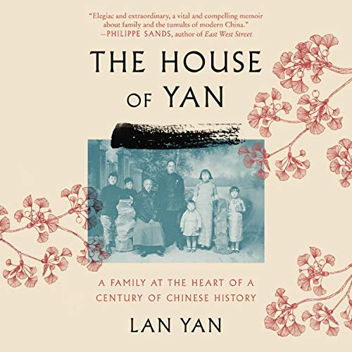 The House of Yan audiobook cover art