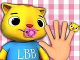 Finger Family (Cat Family)