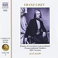 Complete Piano Music 2 by LISZT (1997-06-10)