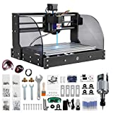 Anbull 7000mW 3018 Pro Max 2 in 1 Laser Engraver and CNC Router Engraving Machine, with Off-line...