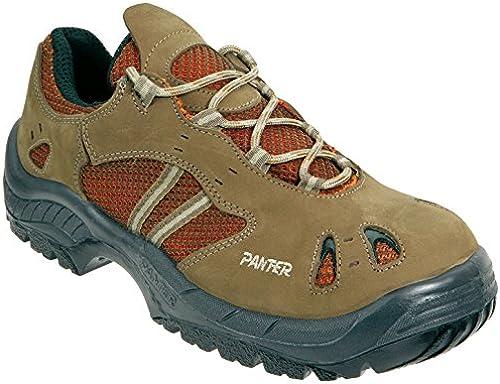 Panter 436431400Venture Plus S1P Chaussures de randonnée, beige, taille48