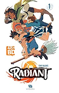 Radiant Edition 48h BD Tome 1