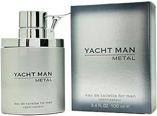 Man Metal by Myrurgia for Men - Eau de Toilette, 100ml