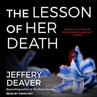 The Lesson of Her Death audiobook cover art