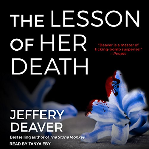 The Lesson of Her Death Audiobook By Jeffery Deaver cover art