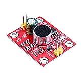 Modulo di Ritardo di Controllo vocale Organizzare unità LED Driver Motor Driver Board Fai da Te Little Table Lampada da Tavolo Ventola Elettronica Building Blocks