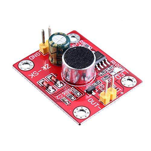 Generator accessories Conductor de control por voz módulo de retardo de transmisión directa del motor LED Junta de bricolaje pequeña...