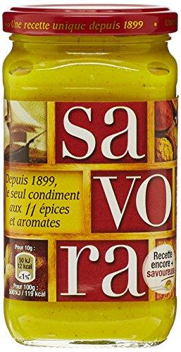 Savora Sauce Condiment Moutarde ...