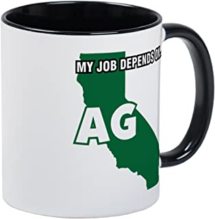 my job depends on ag california