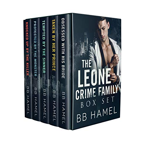 The Leone Crime Family Box Set