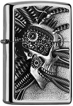 Zippo Lighter Stainless Steel product image