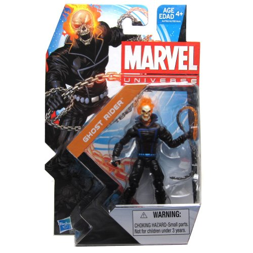 Marvel Universe 3 3/4 Series 10 Action Figure Ghost Rider (japan import)