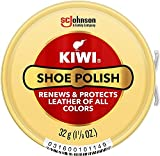 Kiwi 10114 1-1/8 Oz Neutral Shoe Polish