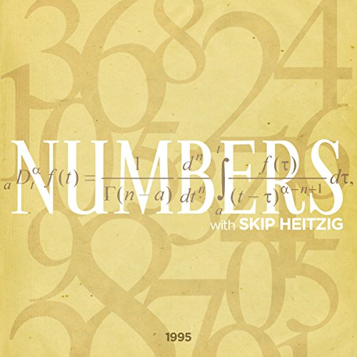 04 Numbers - 1995 audiobook cover art