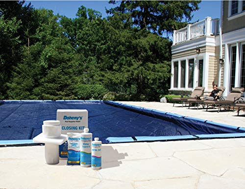Doheny's Swimming Pool Winterizing Chemical Kit - Up to 7,500 Gal.