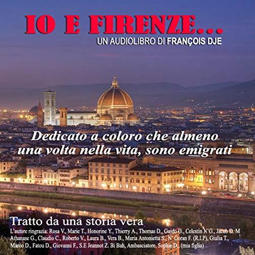 Diseño de la portada del título Io e Firenze...