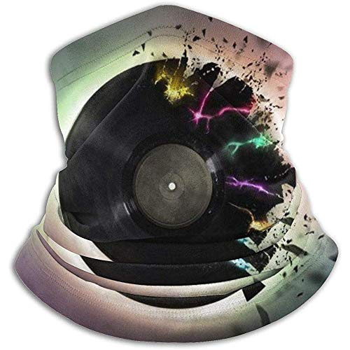 RP Amazing Scarf Headband,Diadema De CD DJ De Disco De Video, Bandana...