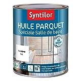 Syntilor - Huile Parquet Spéciale Salle de Bains Incolore 1L