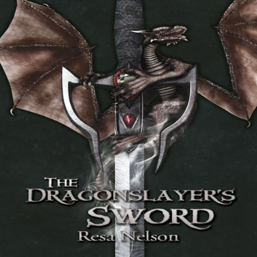 The Dragonslayer's Sword audiobook cover art