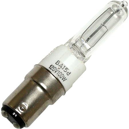 Osram 64498 Halogen Bulb LES Warm White B15d