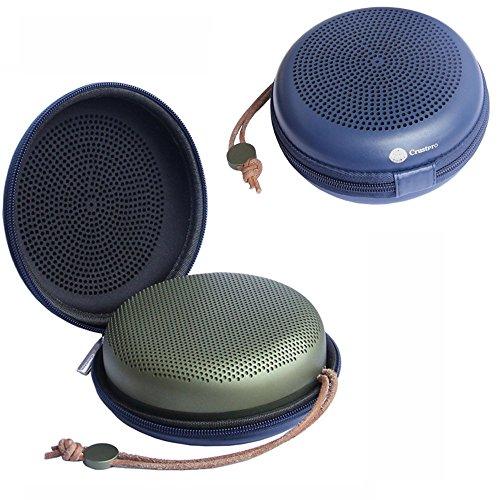 NiceCool® Travel Draagtas Hoes Draagbare Beschermende Doos Cover Case Voor Voor BeoPlay A1 B&O Spelen door BANG & OLUFSEN Draadloze Bluetooth Speaker Systeem Opbergdoos