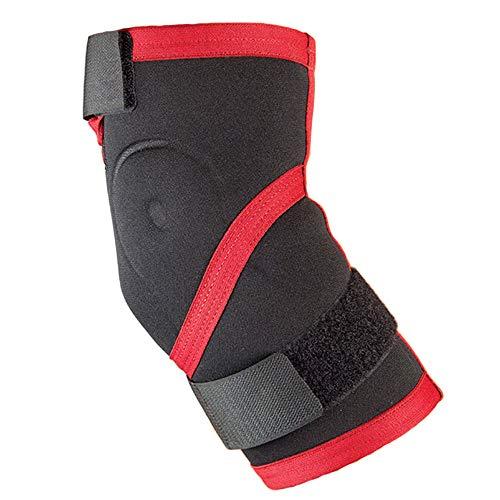 Gomitiera per Epicondilite, gomito del tennista. Compressione e sollievo dal dolore. Protezione durante l'attività sportiva. Destro L