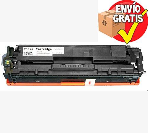 GOLDAN REMANUFACTURADO HP TONER CB540A Negro 2.200 Paginas Reemplazo para CP1215 / CP1515 / CP1518 ENTREGA GRATIS 24/48h