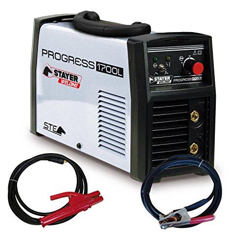 Stayer Gruppo-Saldatrice Inverter 170A Al 60% 4,00 Access Progress 1700 mm
