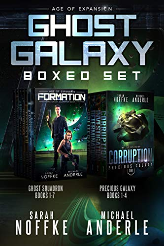 Ghost Galaxy Omnibus: Includes 2 complete series in one giant omnibus!