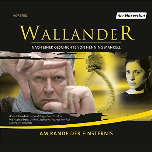 Am Rande der Finsternis audiobook cover art