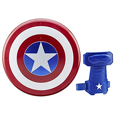 Marvel Captain America: Civil War: Magnetic Shield & Gauntlet
