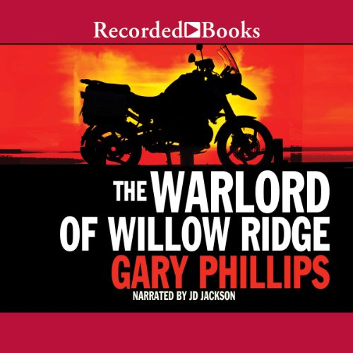 The Warlord of Willow Ridge audiobook cover art