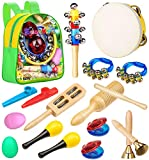 Smarkids Musical Instruments Toddler Toys - Professional Preschool Music Education Toys Pe...