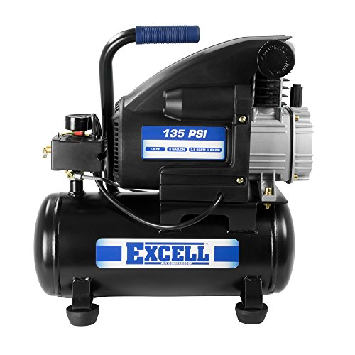 Excell L23HPE 3 Gallon Air Compressor