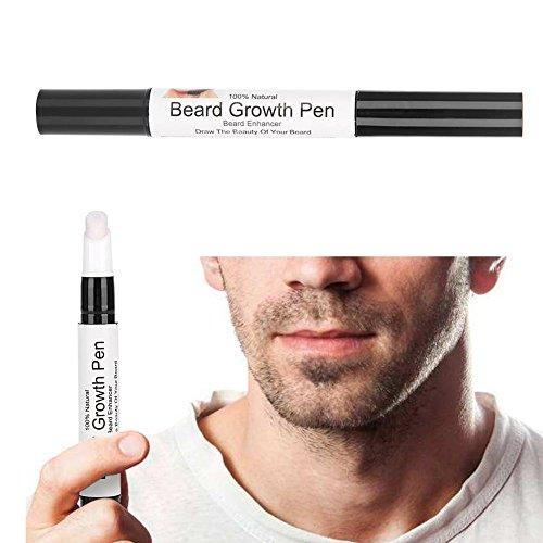3ml Beard Oil, Bart Wachstum, Das beste natürliche BartpflegeölBartöl und Conditioner für Männer zur Bartpflege rein natürliche Bartpflege Intensive Bartpflege Natürlich Bart Öl