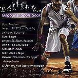 Zoom IMG-2 calzini sportivi antiscivolo per uomo