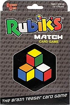 University Games Rubik'S Match Card Game Tuck Box