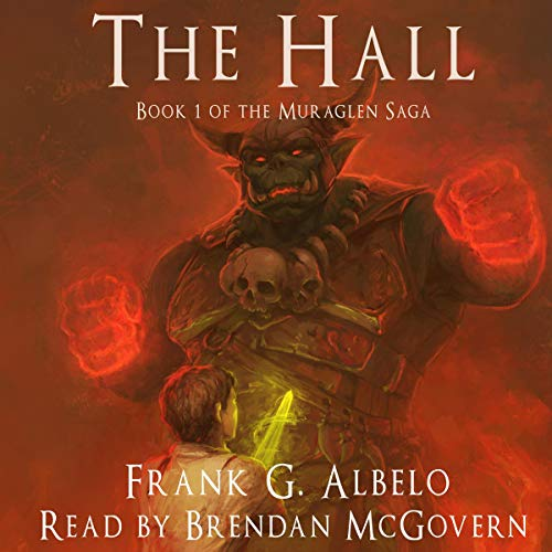 The Hall audiobook cover art