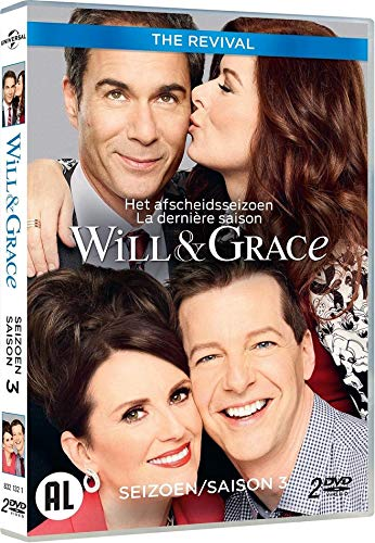Will and Grace-Saison 3 [DVD]