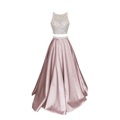 Prom Dresses Juniors 2 Piece Long