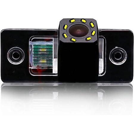 Auto Rückfahrkamera Mit 8 Led Kennzeichenleuchte Elektronik