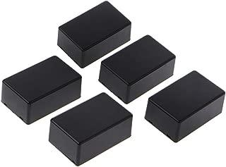 DGdolph 5Pcs Plastic Electronic Project Box Enclosure Instrument Case 100X60X25Mm