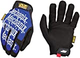 Mechanix Wear - Guantes Originales (Grande, Azul)