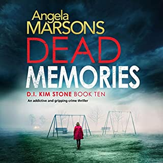 Dead Memories: An addictive and gripping crime thriller cover art