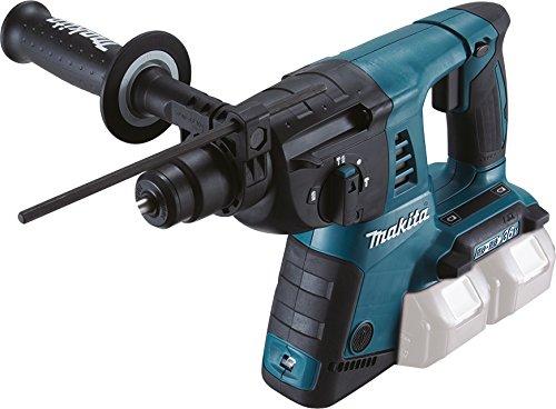 Makita Akku-Bohrhammer für SDS-Plus, (2x 18 V, ohne Akku und Ladegerät im Makpac), DHR263ZJ